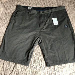 Volcom short  gray Size:40